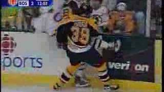 Montreal vs Boston 2004 - Game 1