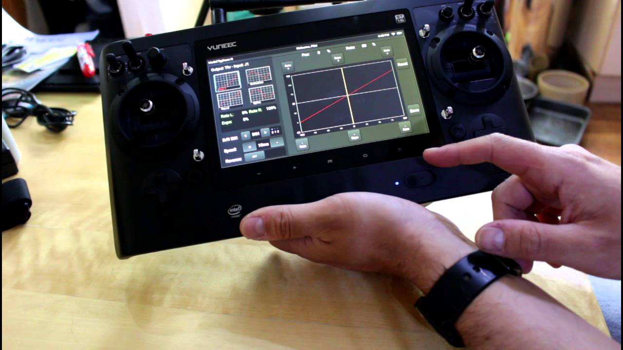 YUNEEC Typhoon H ST16 Transmitter Drivers Download