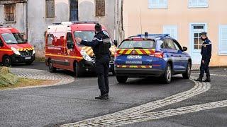 France : trois gendarmes tués par un forcené lors d'une intervention
