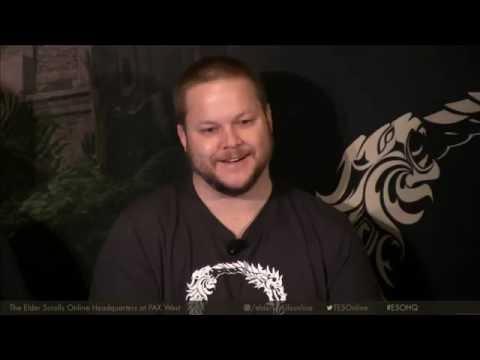 The Elder Scrolls Online: PAX West Day 4 - Creating ESO: Development Stories