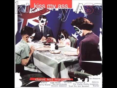 Hard Luck Woman - Kiss/Garth Brooks - Kiss My Ass 1994