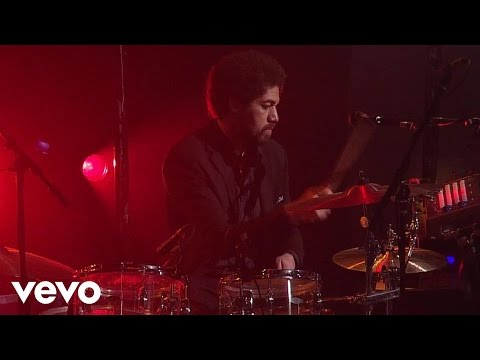 Broken Bells - The High Road (Live on Letterman)
