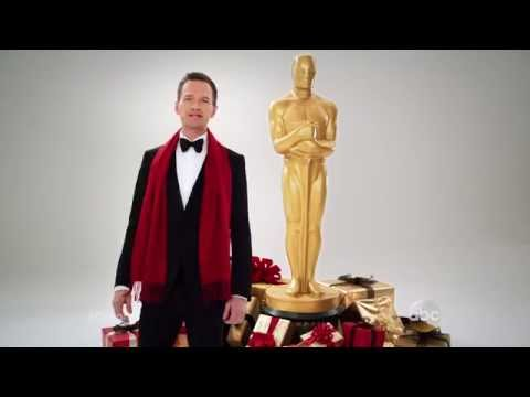 Here's Your First Look at Neil Patrick Harris Hosting the Oscars