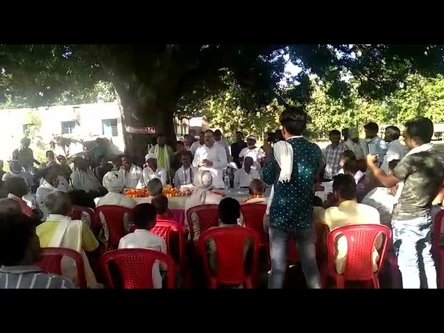 UP बलरामपुर गैंसड़ी कांग्रेस पार्टी की नीतियों को जन जन तक पहुंचाने हेतु न्याय पंचायत स्तरीय जन चेतना