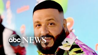 DJ Khaled on how his life changed after son Asahd's birth: 'I breathe different'