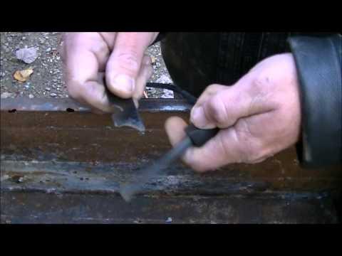 Survival Magnesium Flint Stone Fire Starter Lighter Kit Review
