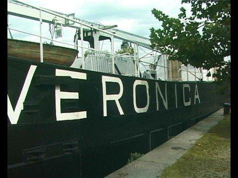 Norderney at Antwerpen Radio Veronica / Offshore Radio