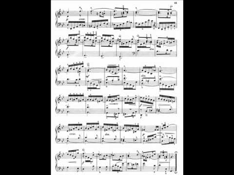 A  Schiff plays Bach three part inventions   No 11 in G minor BWV 797