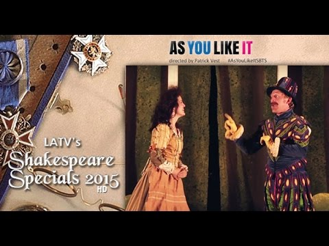As You Like It - Shakespeare in the Park 2015