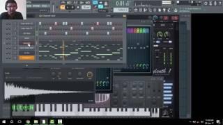 DJ Snake The Half ft. Jeremih, Young Thug, Swizz Beatz FL Studio Remake/Tutorial by HitesH
