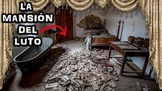 JAMÁS VOLVERÉ A ENTRAR AQUÍ - Mansión del Luto - Abandono
