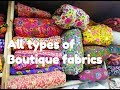 fabric wholesale market in delhi | cheapest fabric market | designer fabric market in delhi