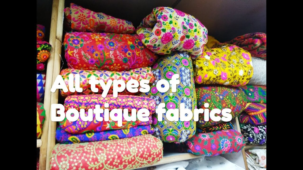 Designers In Delhi For Clothes | Fabric Wholesale Market In Delhi Cheapest Fabric Market Designer