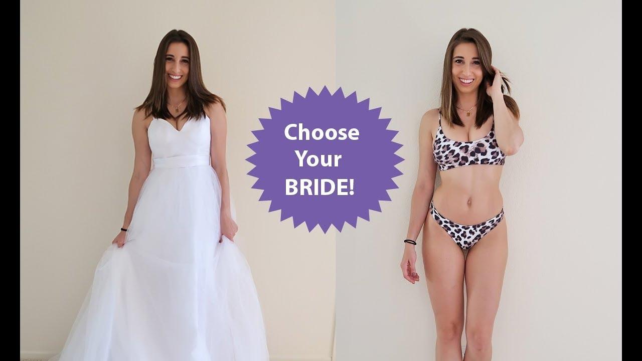 Wedding Dresses & Bikinis | TBDress Haul