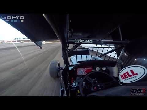 On-Board: Carson Macedo| Thunderbowl Raceway | Fri. March 9, 2018