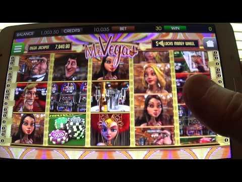Video Tablet casino