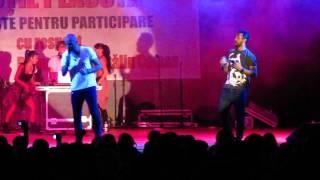 Alb Negru - Noi doi - concert Falticeni [Iulie, 2013]