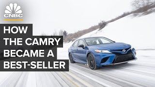 How The 'Boring' Toyota Camry Became A Best-Seller In America