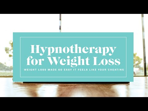 Weight Loss Hypnosis for healthy eating habits (Female voice hypnosis) Hypnotherapy for Weight Loss