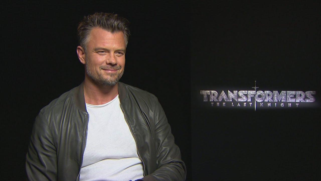 Transformers 5: Josh Duhamel has an affinity for ...