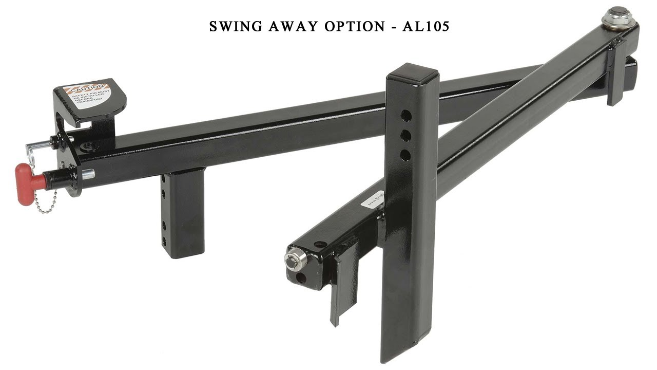 Harmar AL105 Swing Away Installation Guide on