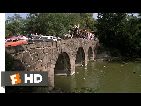 The Blues Brothers (1980) - Nazis Take a Dive Scene (3/9) | Movieclips