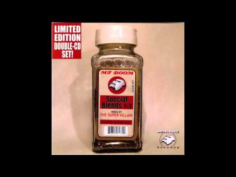Off The Books (Beatnuts) / Just to Get a Rep (GangStarr) - MF DOOM Special Blends
