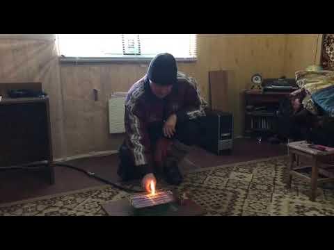 В тульском СНТ пенсионер три месяца живет без электричества