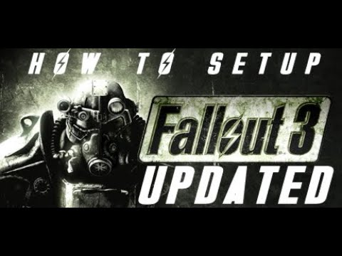 UPDATED For 2020! - How To Setup And Install Mods For Fallout 3