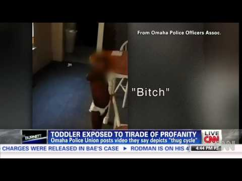 Swearing Toddler In Thug Video Taken Into Protective Custody