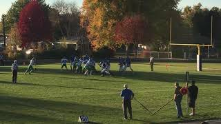 Parker Hersey rugby style football extra point