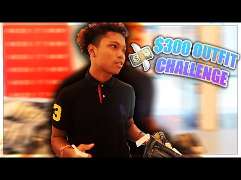 $300 Mall Outfit Challenge 💸