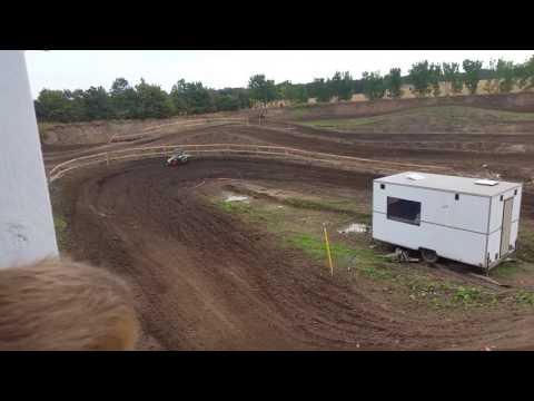 BKJ At Slangerup Motocross. (Insane Whip!)