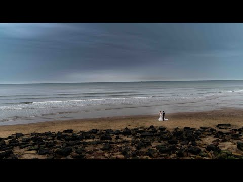 Jess & Adam | Raithwaite Hall Wedding Video | Whitby, North Yorkshire