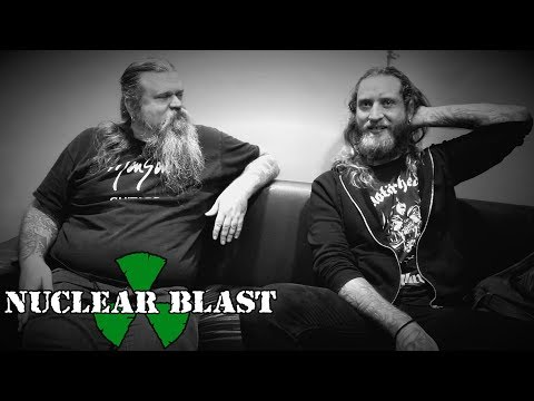 ENSLAVED - Ivar and Frode from Krakow talk about creepy stuff they've experienced (OFFICIAL TRAILER)