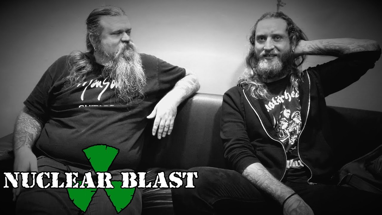 ENSLAVED — Ivar and Frode from Krakow talk about creepy stuff they've experienced (OFFICIAL TRAILER)