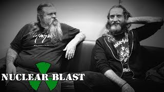 ENSLAVED – Ivar and Frode from Krakow talk about creepy stuff they've experienced (OFFICIAL TRAILER)