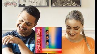 Gambar cover uknowhatimsayin¿ - Danny Brown | REACTION