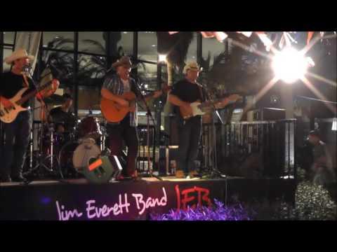 Jim Everett Band Dubai 2015 Chattahoochie