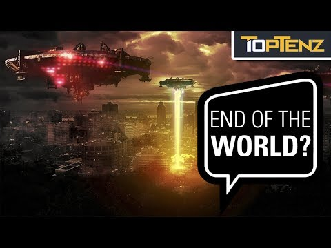 Top 10 Events That Could Wipe Out Humanity