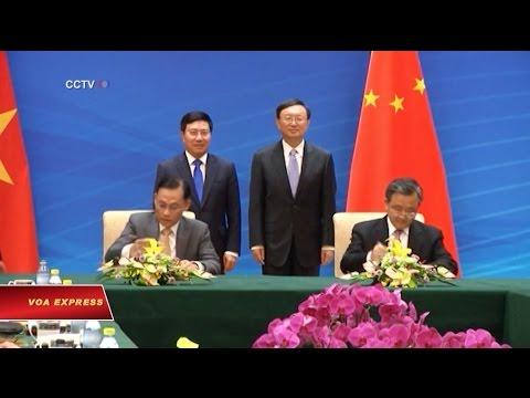 Phó Thủ tướng Việt Nam đi Trung Quốc