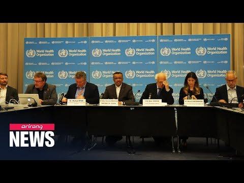 WHO declares coronavirus outbreak 'global health emergency'