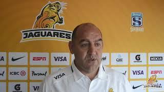 Mario Ledesma - Nuevo entrenador Jaguares 2018