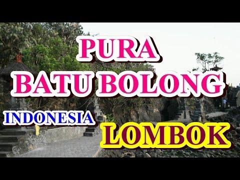 Wisata Indonesia: Pura Batu Bolong. Pura Hindu di Lombok - Indonesia. 003