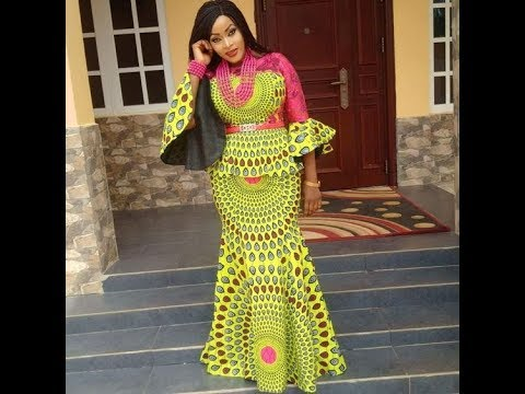 196aa90ae45 African Print Dresses 2018  Best Lovely And Stylish African Print Dresses  For Ladies And Mums. These Are African print dresses for any occasion. See  over 50 ...