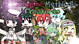 Phillippine Mythical Creatures Rap|| Gachalife Music Rap Video|| {Please Read Description}