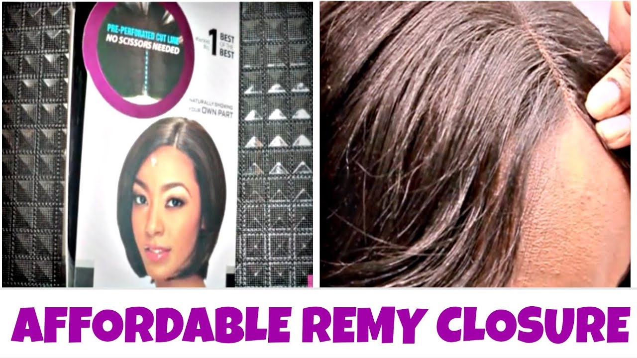 A very affordable closure 100 remy invisible part by hollywood 100 remy invisible part by hollywood youtube pmusecretfo Images
