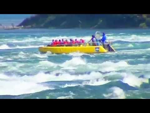 Jet Boats & Kayaks in Lachine Rapids, Montreal, Qc, Canada
