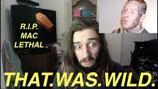 STONER reacts to TOM MACDONALD-MAC LETHAL SUCKS