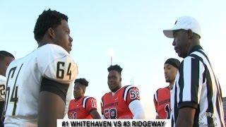 Whitehaven vs Ridgeway - SportsZone Game of the Week